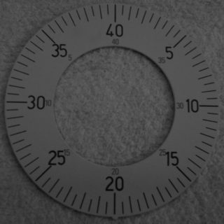 830 – Dial, Outside (Large)